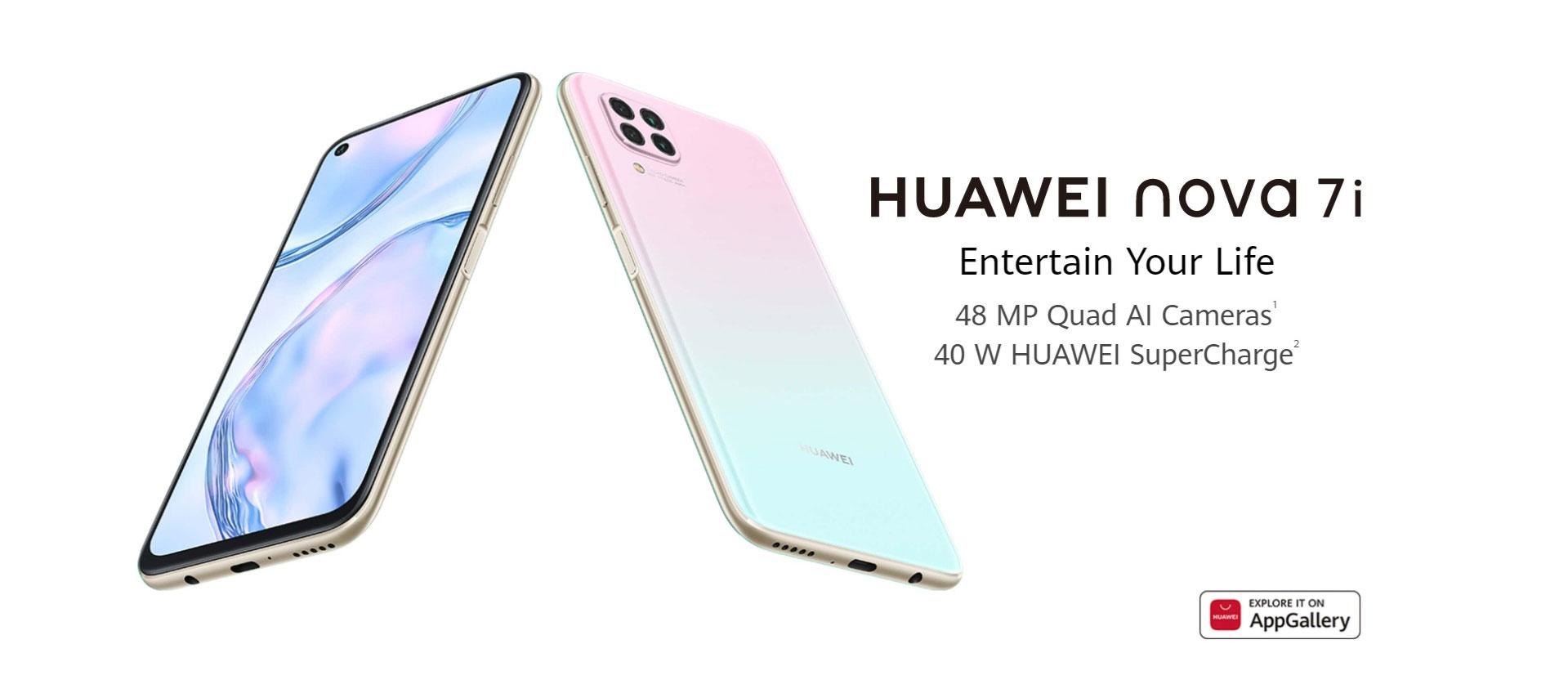 Huawei Nova 7i Singapore