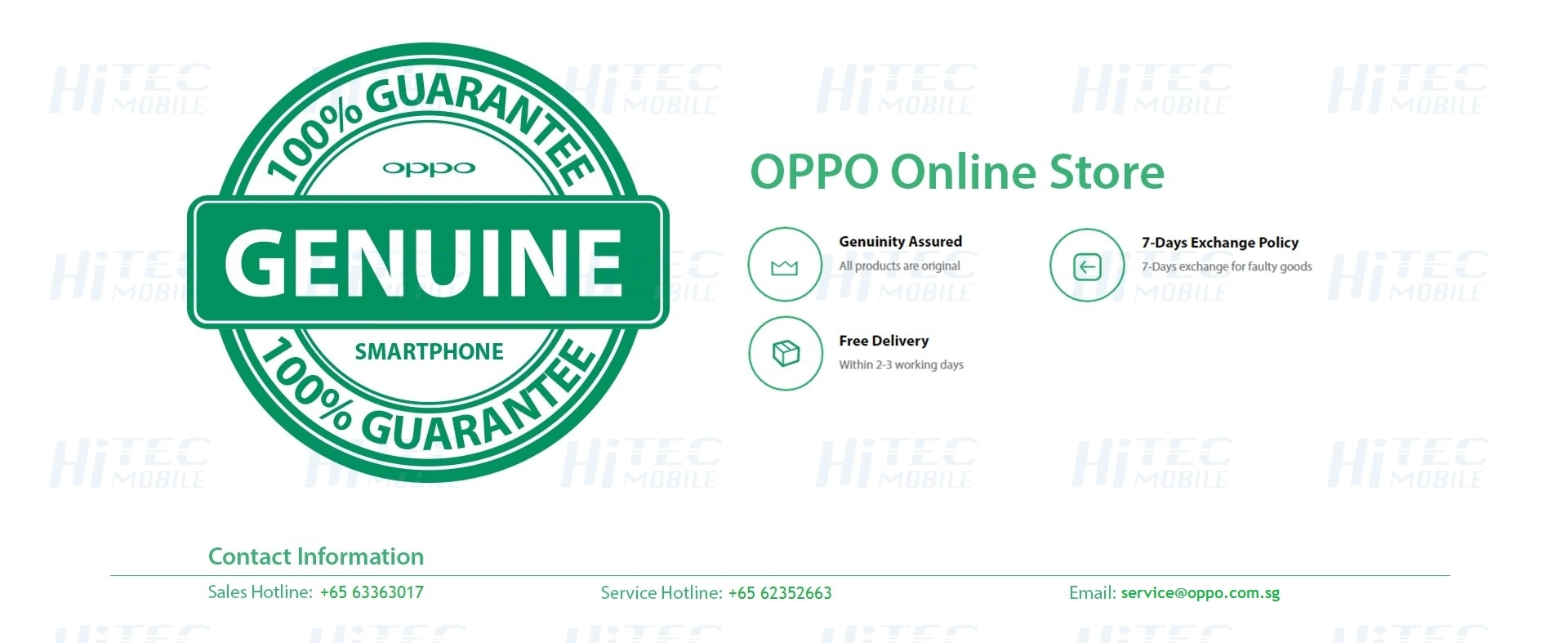 Oppo Authorised Dealer