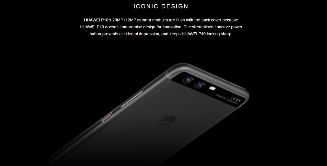 Huawei P10 price in Singapore