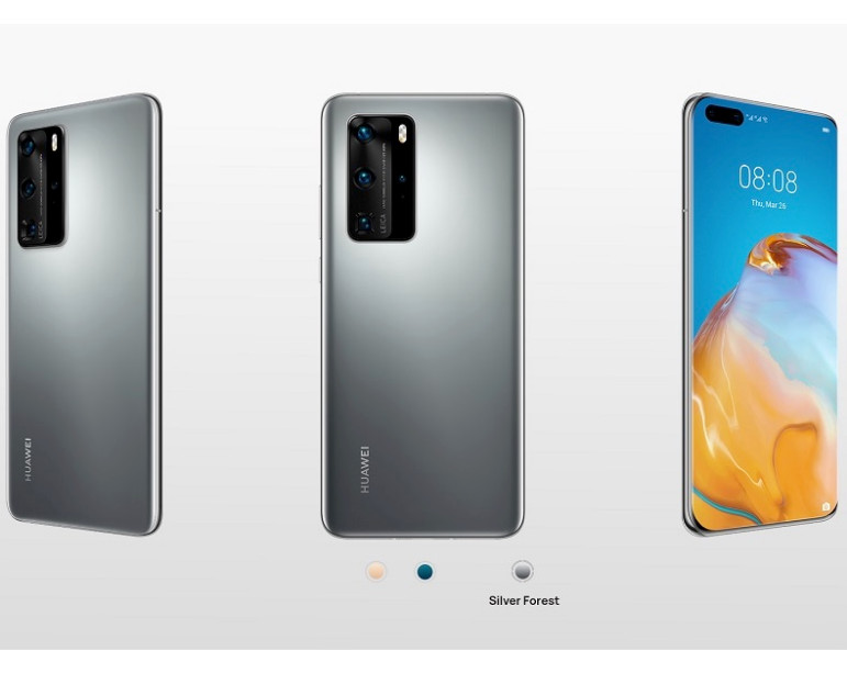 Huawei p40 pro Singapore