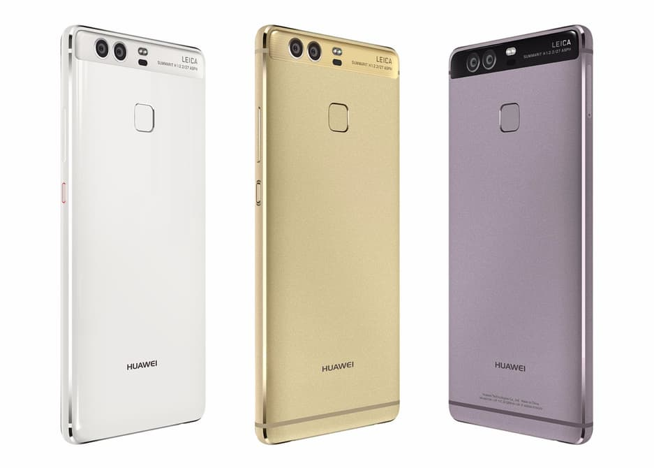 Huawei P9 Review Colour