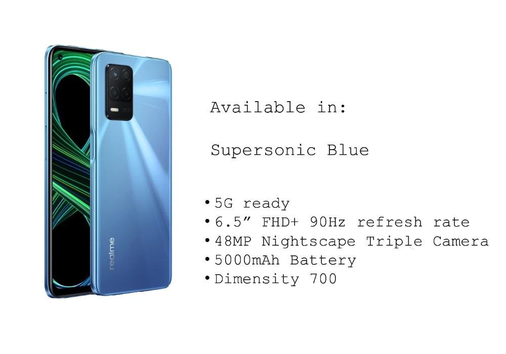Realme 8 5G Singapore