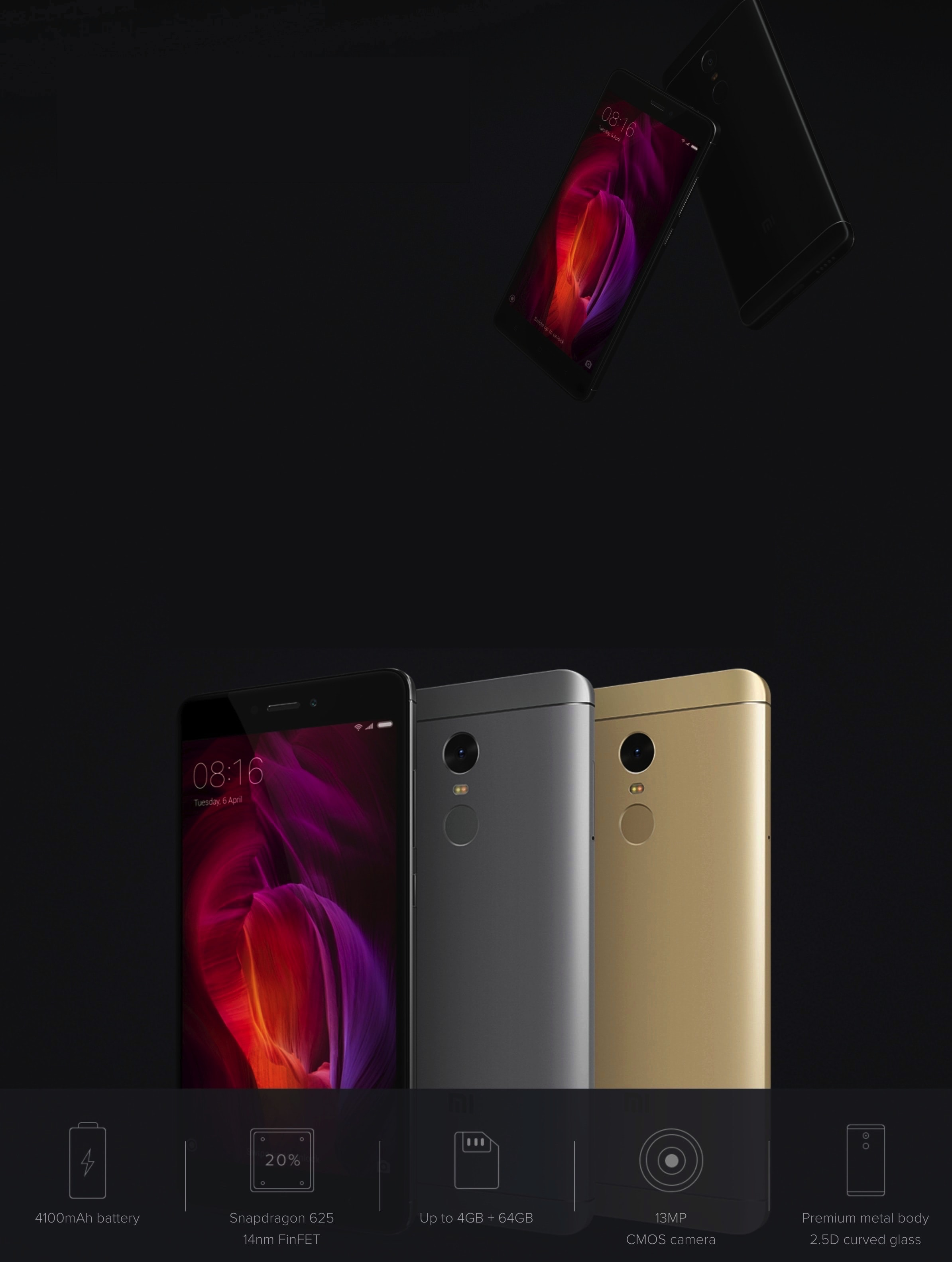 redmi note 4 price singapore