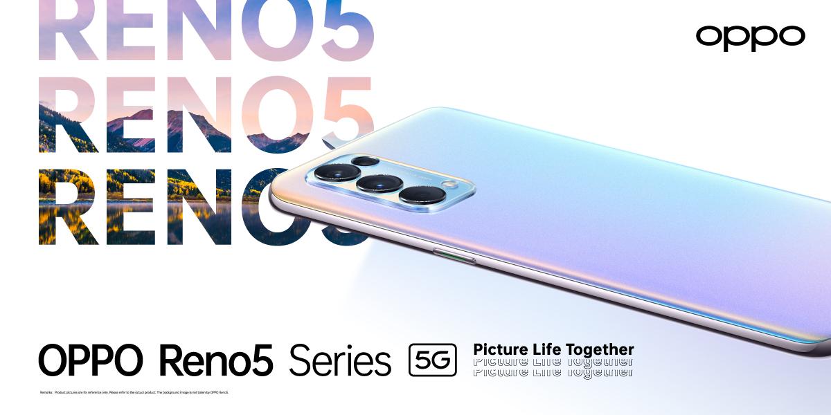 Reno 5 5G Singapore