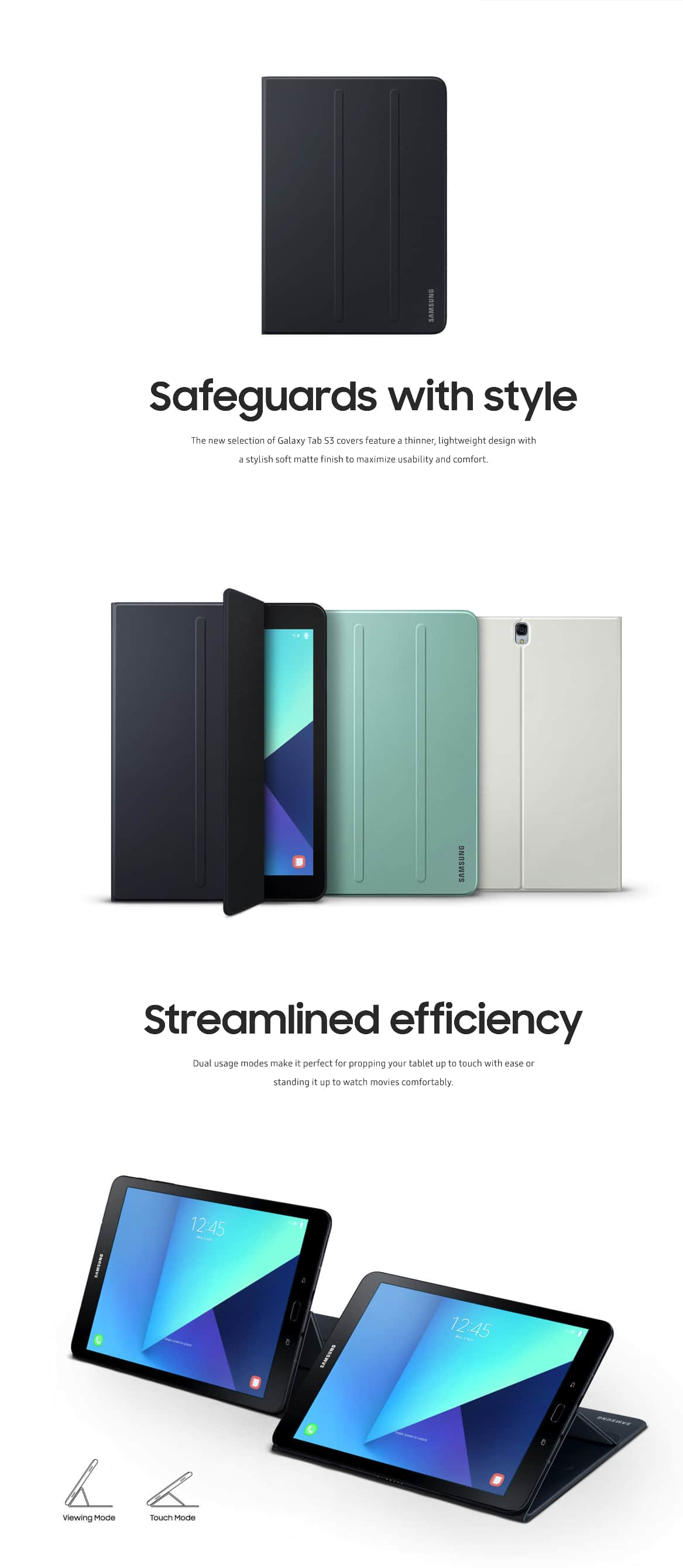 tab s3 book cover