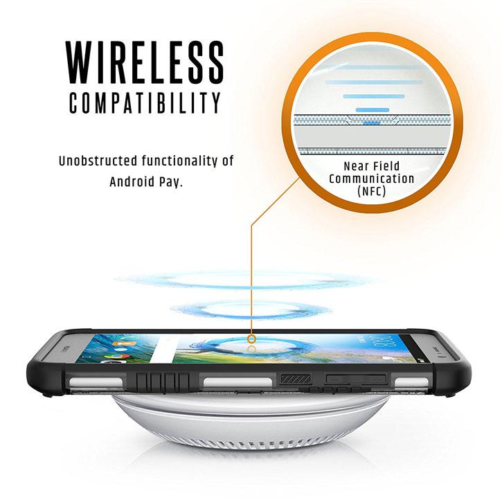 UAG Huawei Mate 9 Plasma Protective Case