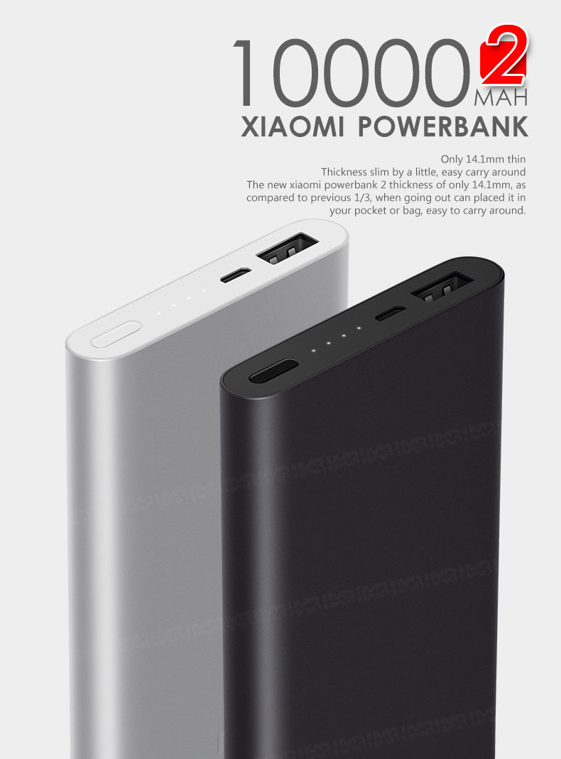 Xiaomi Power Bank Pro
