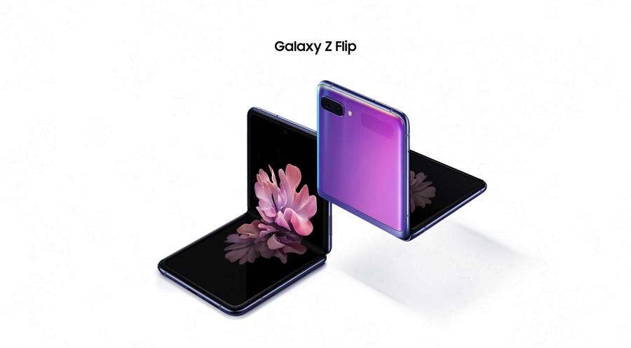Samsung z flip Singapore