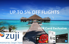 Zuji Travel Fare Promotions