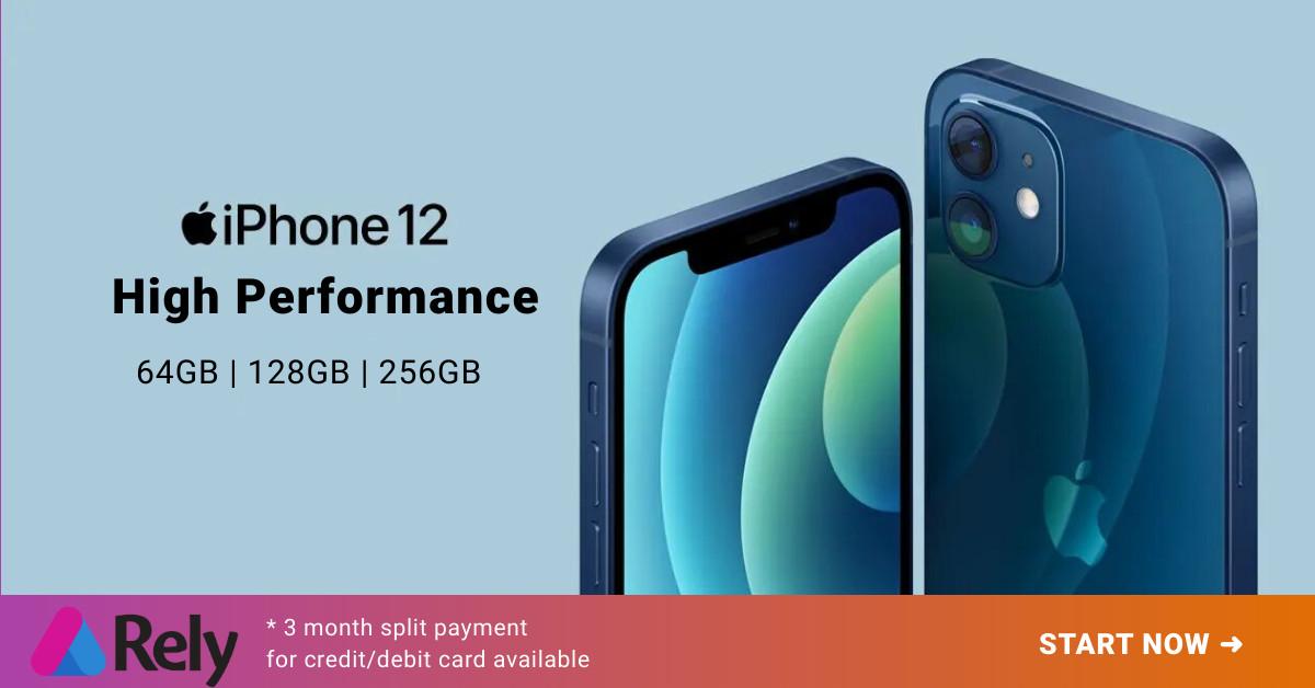 iphone 12 Singapore