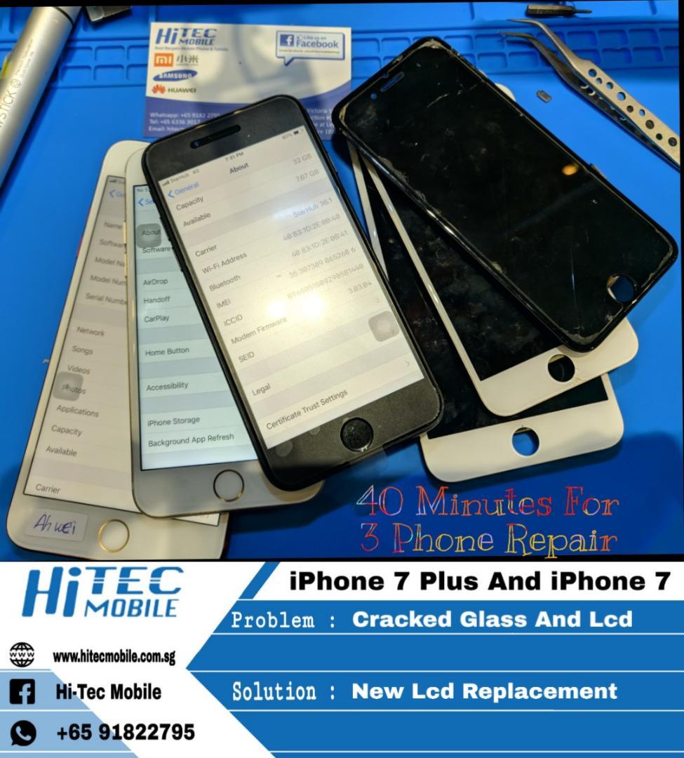 iphone screen repair at your doorstep