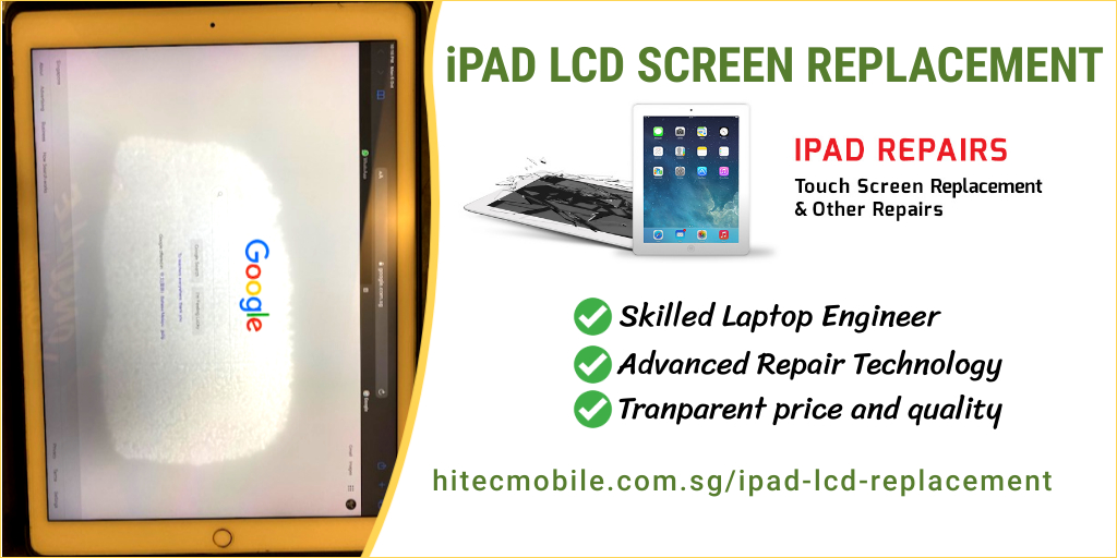 ipad lcd screen replacement singapore