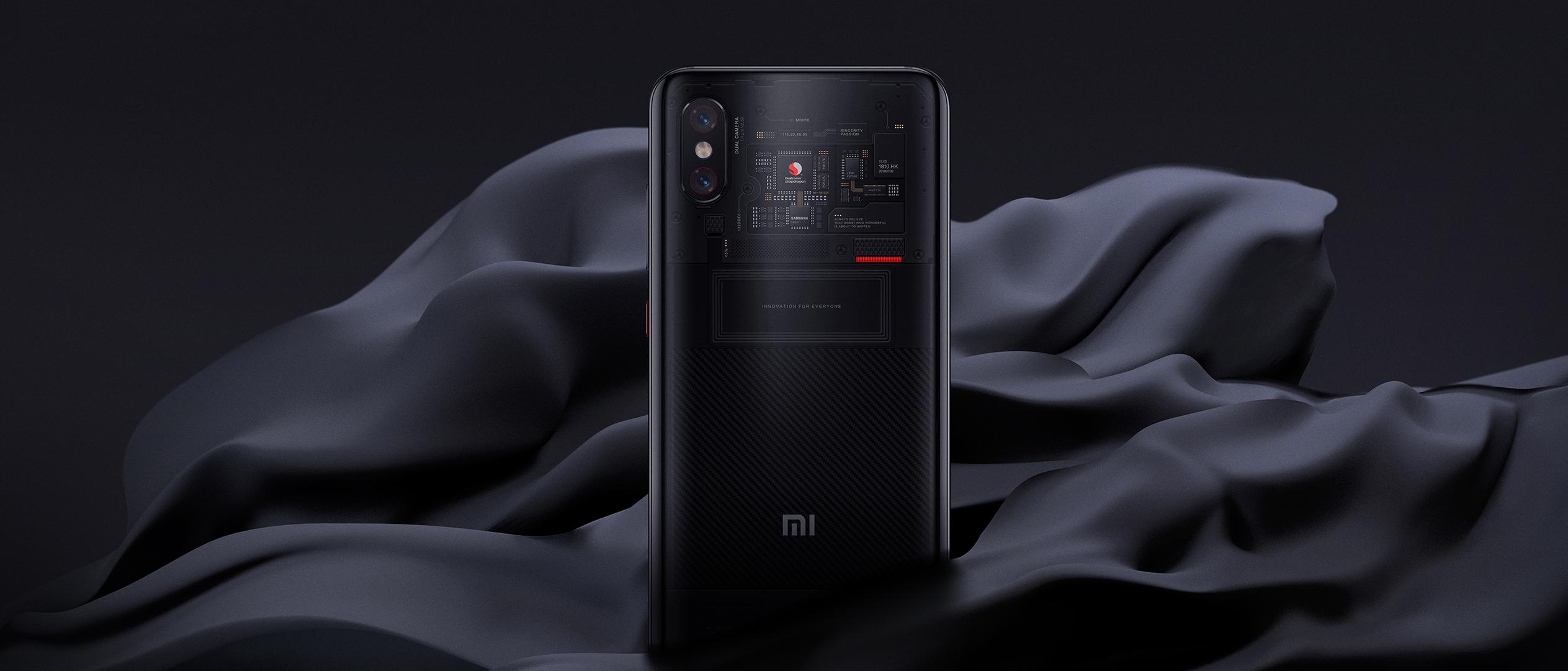 Mi8 Pro Singapore