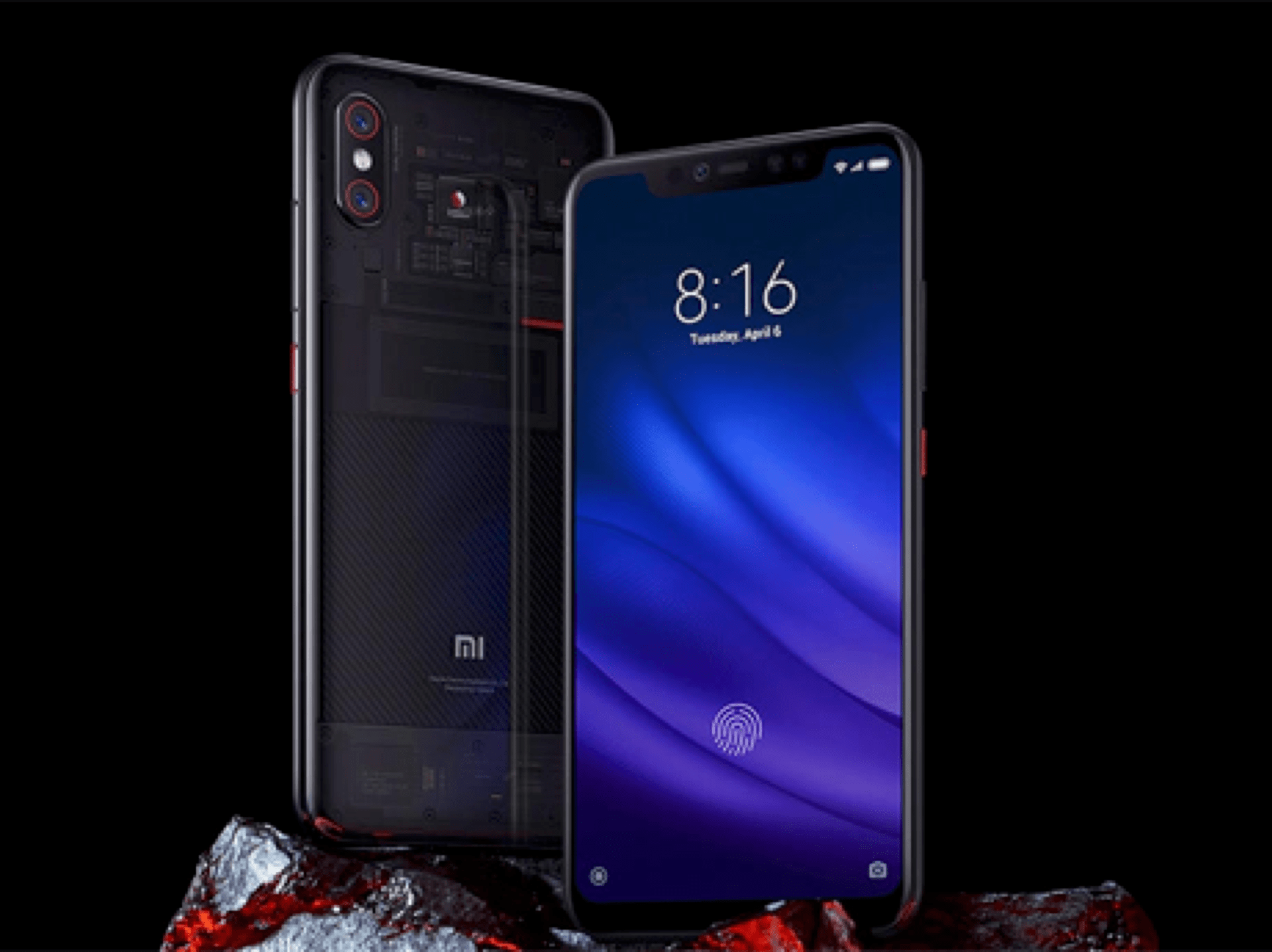 Xiaomi Mi 8 Pro price in Singapore