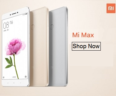 Xiaomi Mi Max Price in Singapore