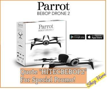 Parrot Bebop 2 Price