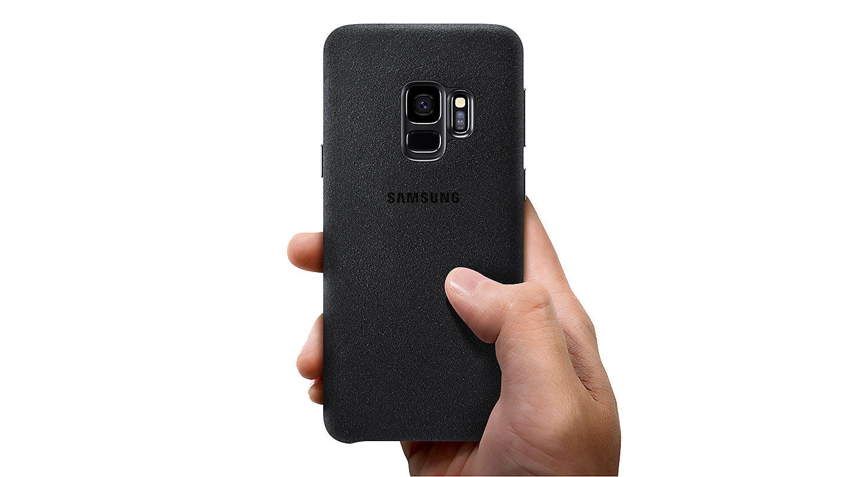finest selection 1f0f5 74bce Samsung Galaxy S9/ S9 Plus Alcantara Cover