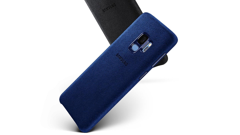 Samsung Galaxy S9/ S9+ Alcantara Cover